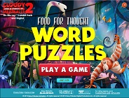 Food For Thought Word Puzzles