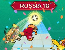 Foot Chinko Russia 18