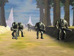 Forest Invasion