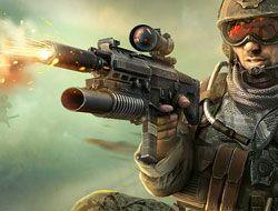 FPS Sniper Shooter Battle Survival