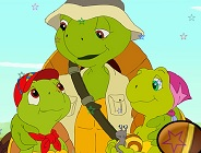 Franklin The Turtle Hidden Stars