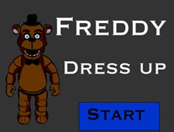 Freddy Dress Up