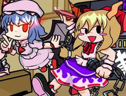 Friday Night Funkin Touhou Mod Pack