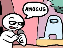 Friday Night Funkin x Amogus