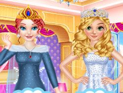 Frozen Wedding Style And Royal Style