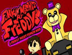 Funkin Nights at Freddy's