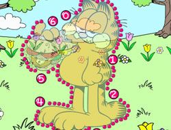 Garfield Connect The Dots