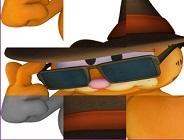 Garfield Sliding Puzzle