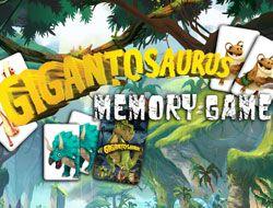 Gigantosaurus Memory Game