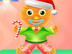 Gingerbread Cooking And Decoration