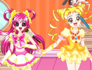Glitter Force at Spa