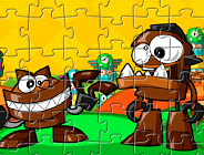 Gobba and Chomly Puzzle