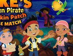 Golden Pirate Pumpkin Patch