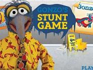 Gonzo's Stunt Game
