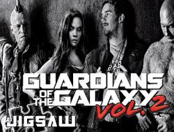 Guardians Of The Galaxy Vol 2 Jigsaw