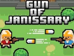 Gun of Janissary