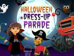 Halloween Dress Up Parade