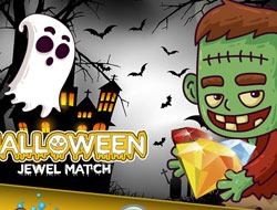Halloween Jewel Match