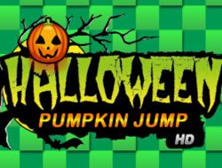Halloween Pumpkin Jump