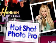 Hannah Montana Hot Shot Photo Pro