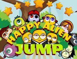 Happy Alien Jump