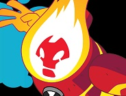 Heatblast Fight
