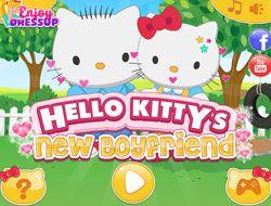 Hello Kittys New Boyfriend