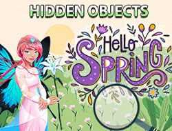 Hello Spring Hidden Objects