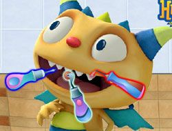 Henry Hugglemonster Dental Care