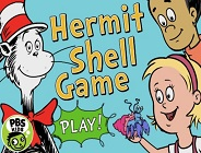 Hermit Shell Game