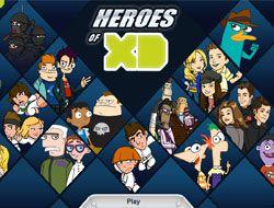 Heroes of XD