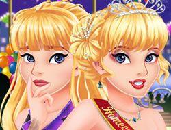 Homecoming Princess Aurora