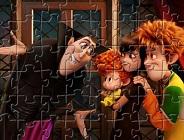 Hotel Transylvania Puzzle