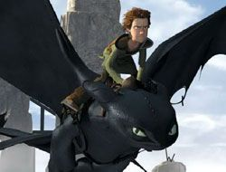 How to Train Your Dragon Hidden Alphabets