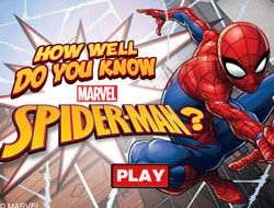 How Well Do You Know Spider-Man