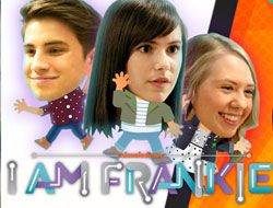 I Am Frankie Make a Scene