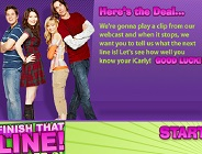 iCarly Finish That Line 2