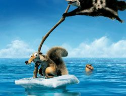 Ice Age 4 Coloring
