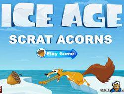 Ice Age Scrat Acorns