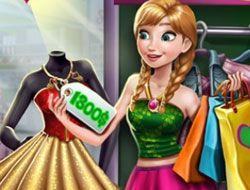 Ice Princess Realife Shopping