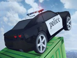 Impossible Police Car
