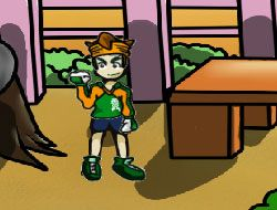 Inazuma Eleven Dress Up Game