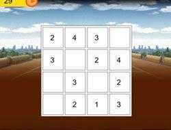 Inazuma Eleven Sudoku