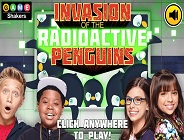 Invasion of the Radioactive Penguins