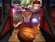 Iron Man 3 Basketball