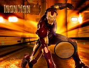 Iron Man Hidden Stars