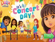 It's Concert Day