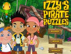 Izzys Pirates Puzzles