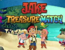 Jake Treasure Match