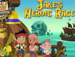 Jakes Heroic Race